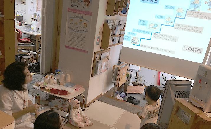離乳食教室・食育教室