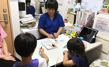 小児歯科 かみ合わせ育成指導